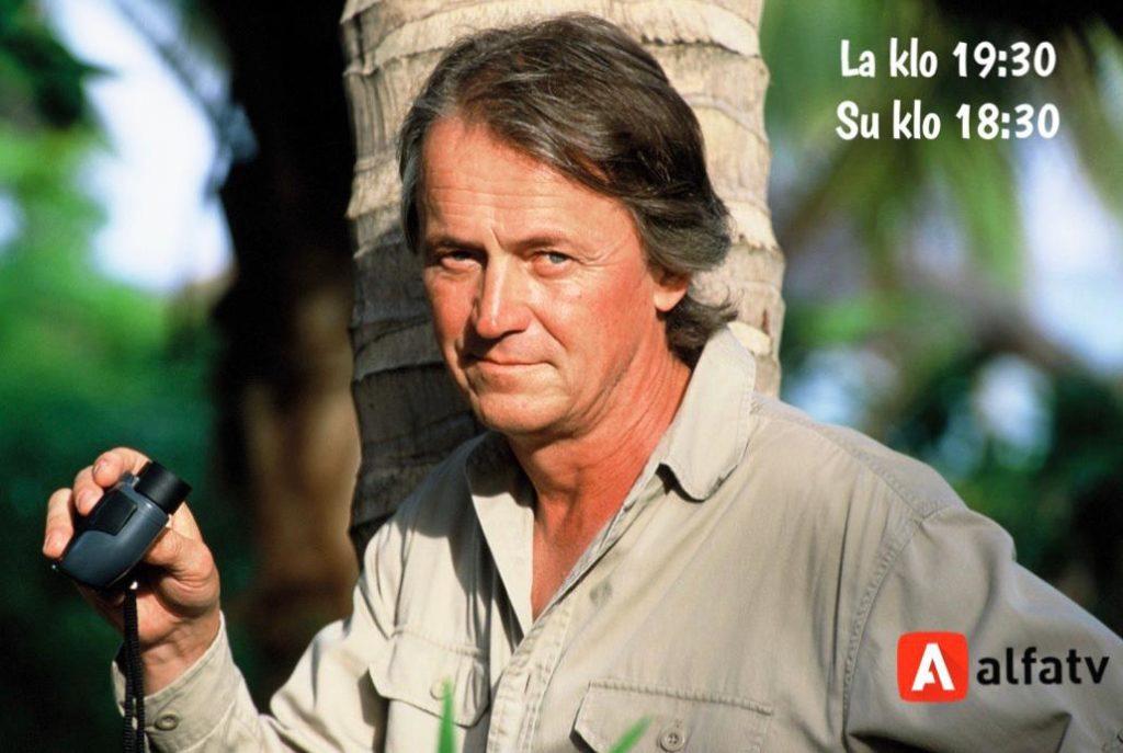 Folke Westin parhaat - ALFA TV