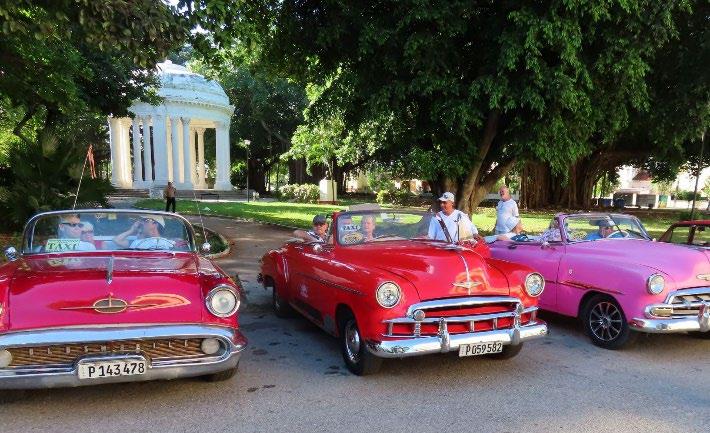 Kuuba amerikanraudat