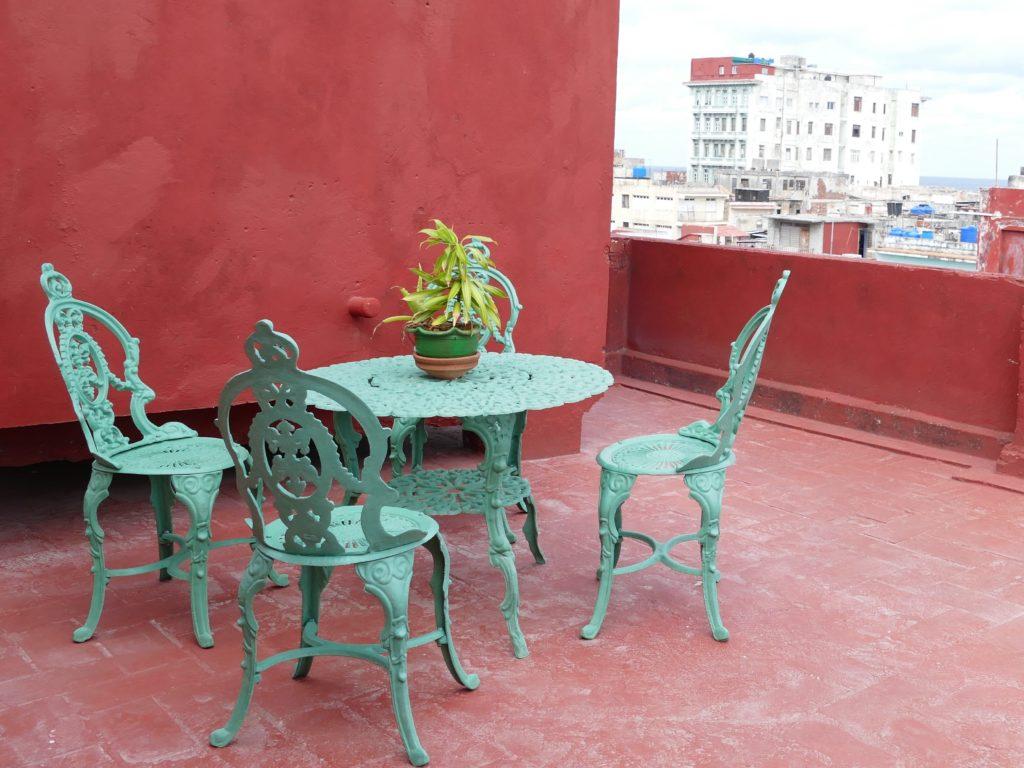 Vuokra-asunto Havanna